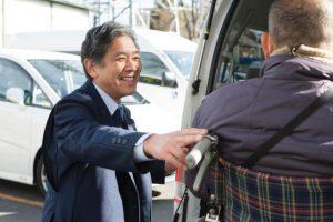 福祉タクシー 3