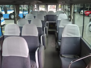 マイクロバス 2